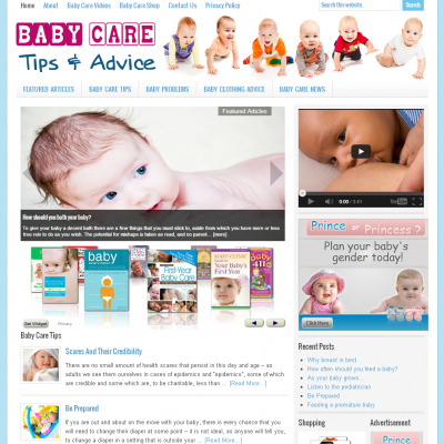 Baby Care Tips Blog