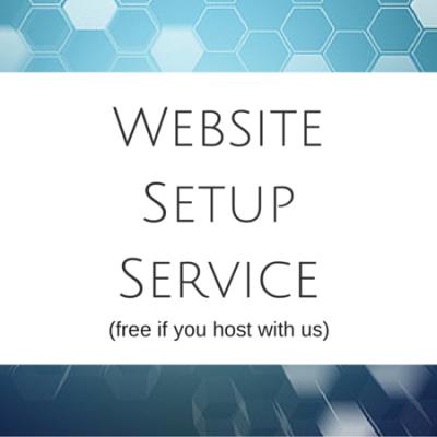 Website Setup Service