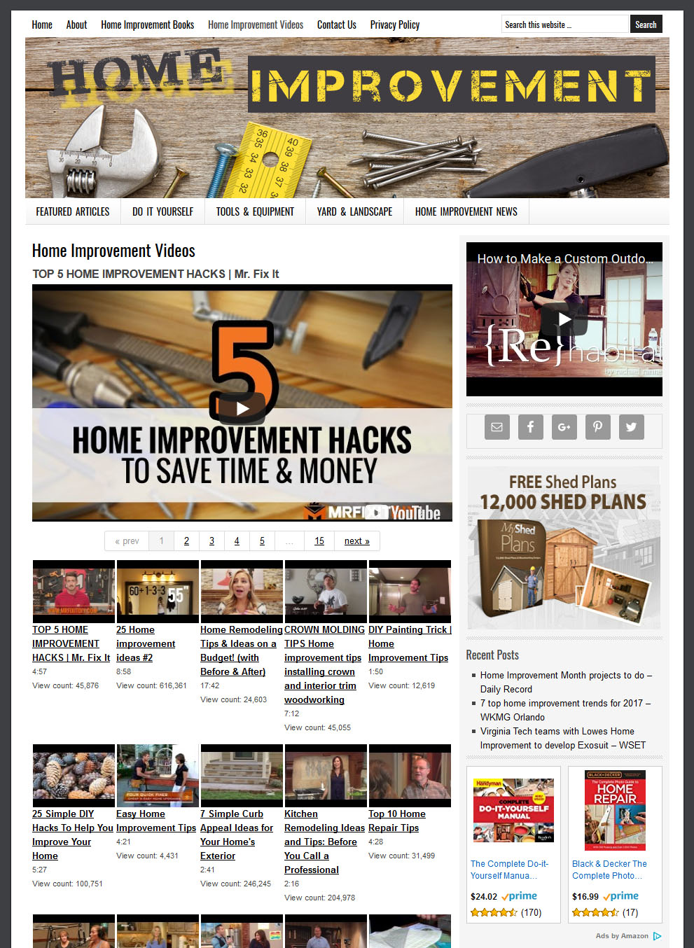 Home improvement web site 28 images home improvement for Best home wallpaper websites