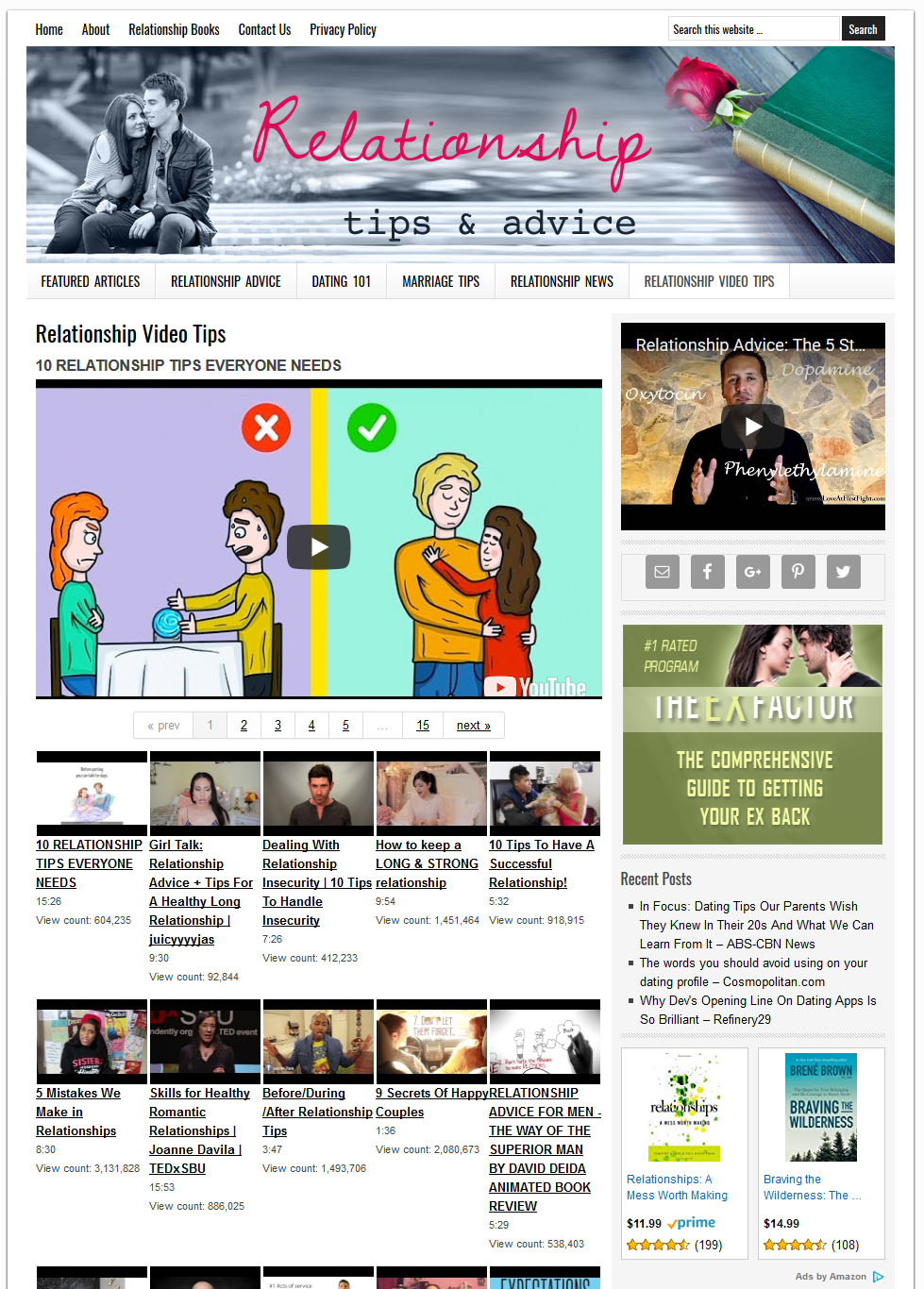 relationship advice website amaraq websites