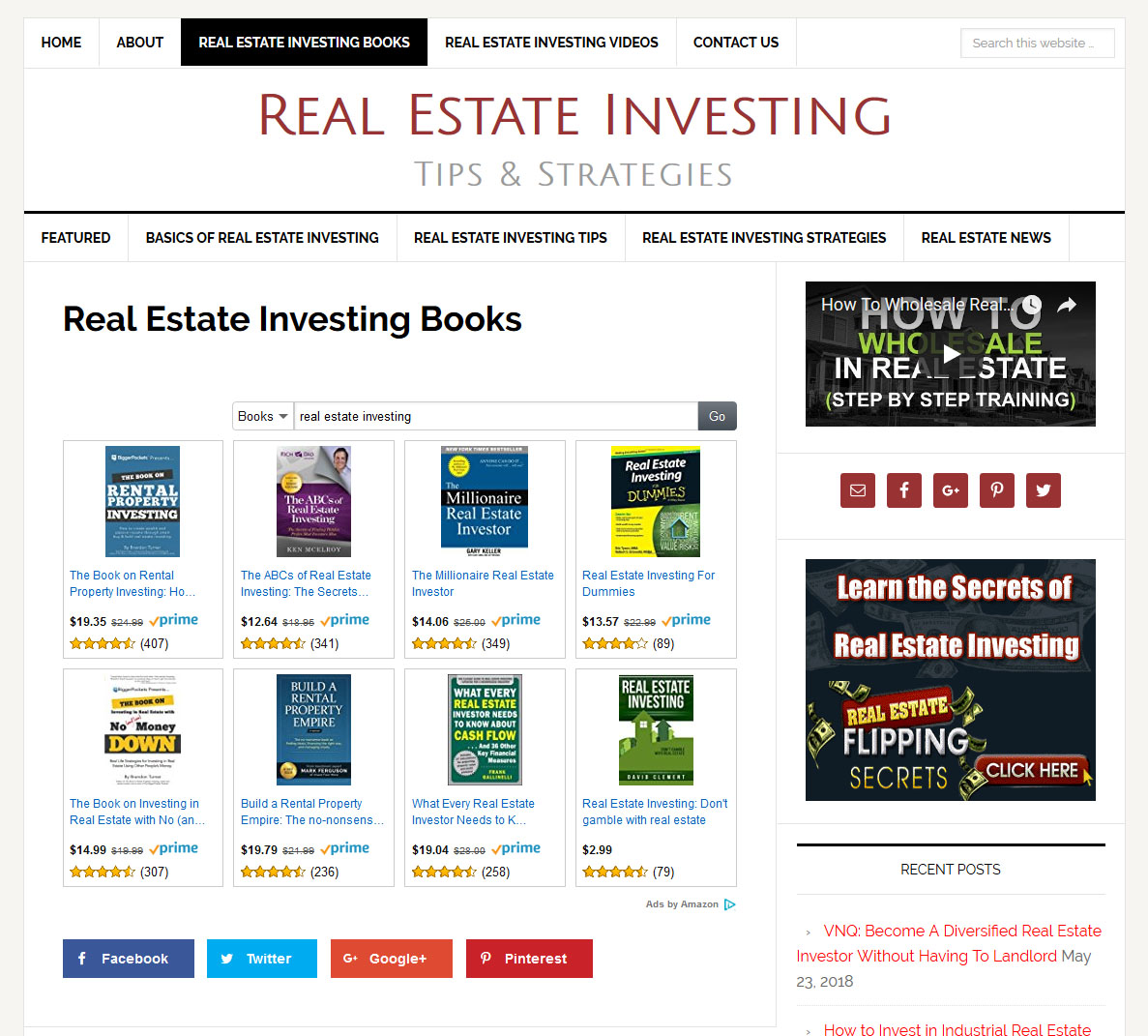 Bwp Google Xml Sitemaps: Real Estate Investing Website
