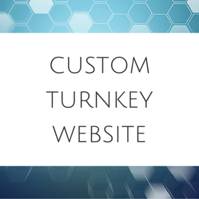 Custom Turnkey Website