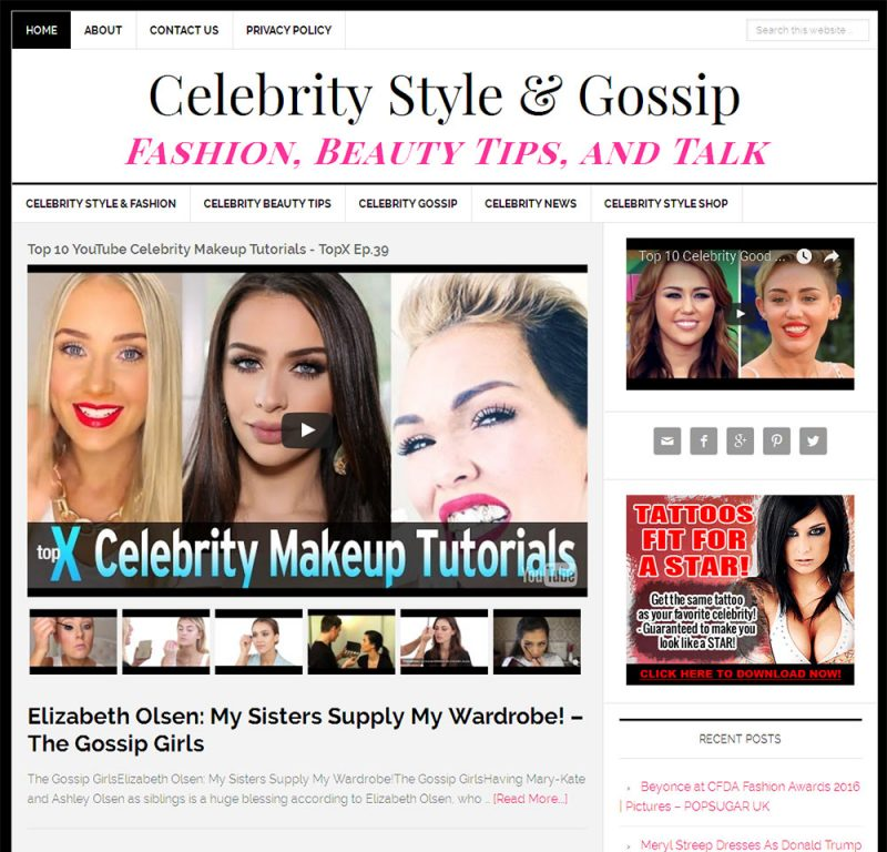 theAMlinks - Today's Evil Beet Gossip – Today's Celebrity ...