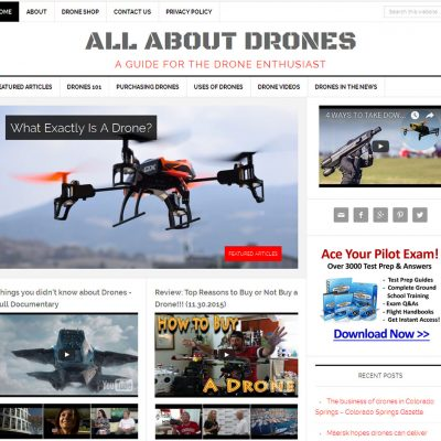drones-website-for-sale