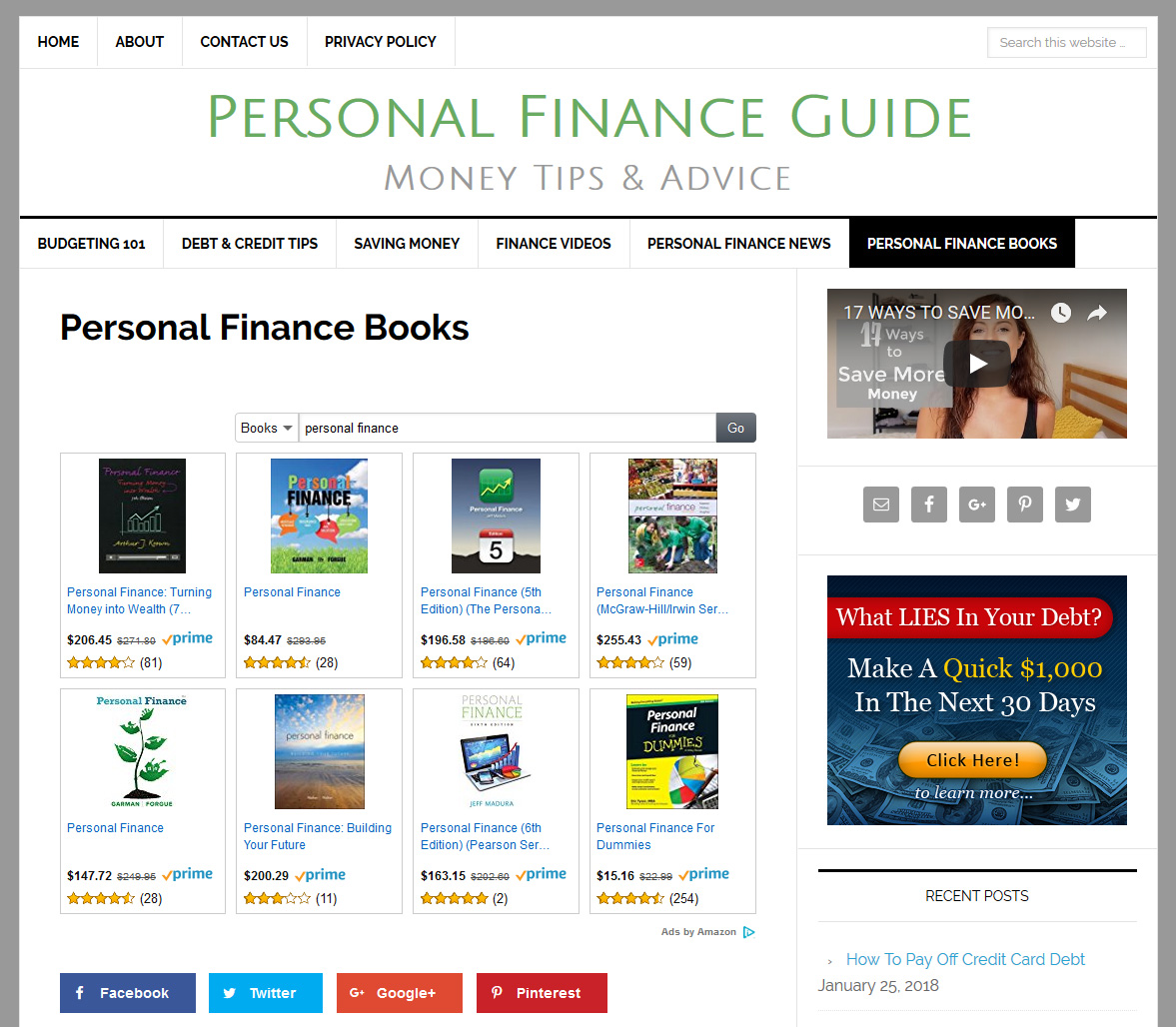 Best Personal Finance Websites