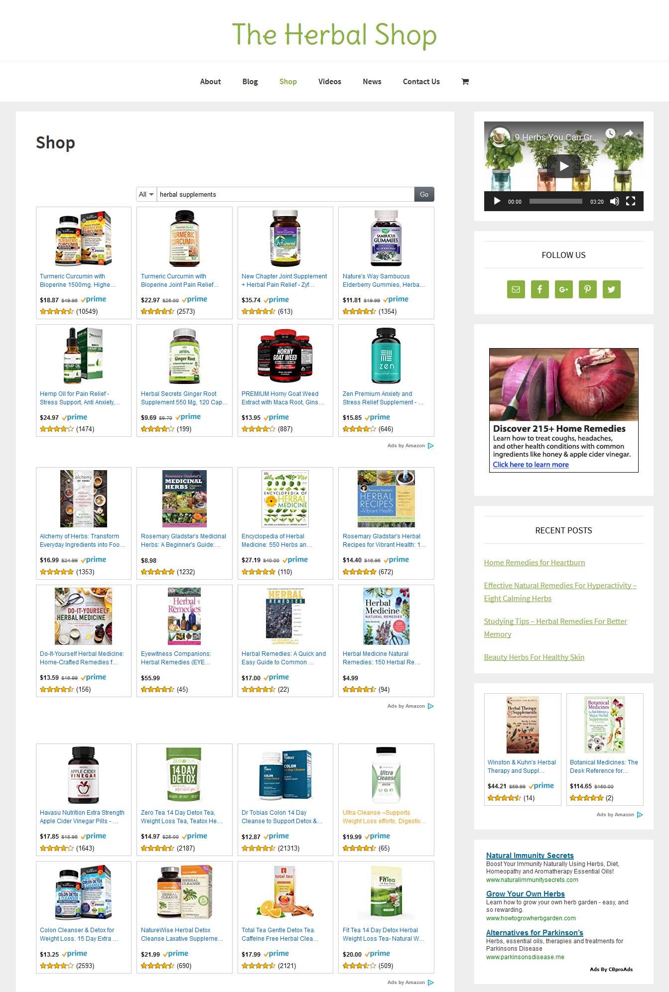 Online shopping for ayurvedic medicines